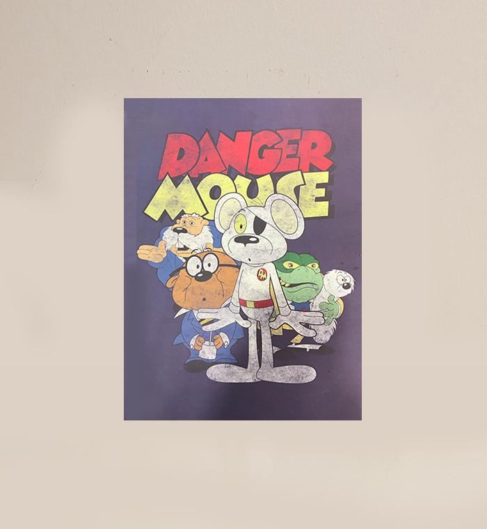 danger mouse deutsch